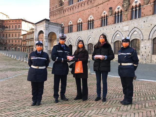 Iniziative a Siena e provincia per Orange The World 2020 Decido Io