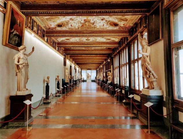 I Musei Chiudono ma gli Uffizi si aprono al pubblico in diretta web: tutte le settimane live su facebook