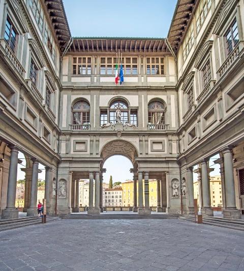 Iniziano le tariffe di bassa stagione: da novembre a febbraio agli Uffizi e Palazzo Pitti si entra quasi a metà prezzo