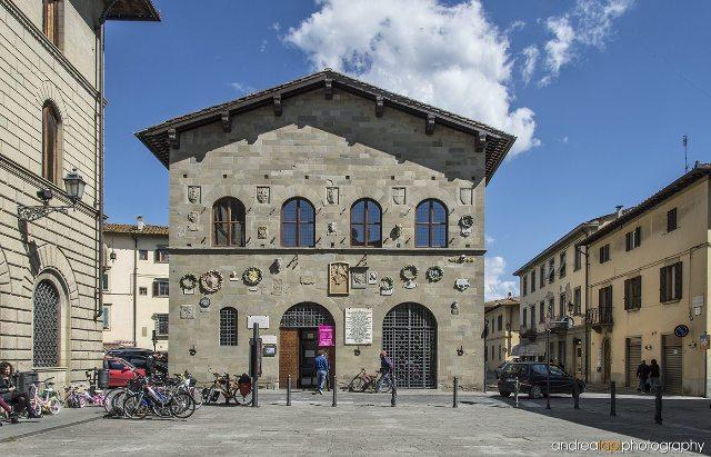 Borgo San Lorenzo: la Biblioteca attiva servizio libri da asporto