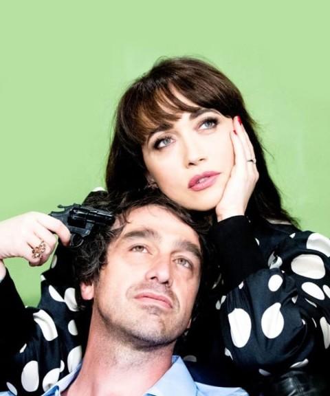 Coppia aperta, quasi spalancata con Chiara Francini e Alessandro Federico al Teatro Verdi di Santa Croce sull'Arno