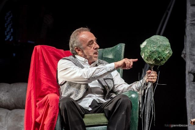 Misery con Arianna Scommegna, Carlo Orlando al Teatro Verdi di Santa Croce sull'Arno
