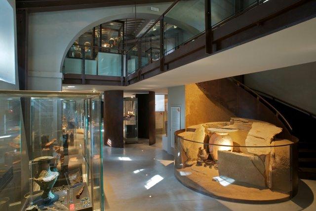Riapre il Museo archeologico di Artimino