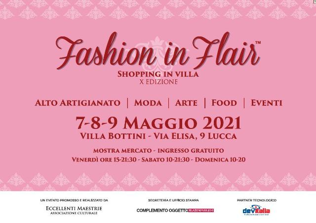 Fashion in Flair, X Edizione