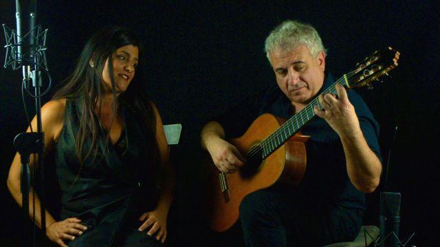 Joyce Songs con la cantante Bianca Barsanti e il chitarrista Salvo Marcuccio al Pontedera Music Festival