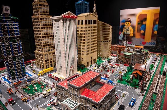 Proroga fino al 1 settembre 2021 la mostra I LOVE LEGO a Palazzo Pretorio di Pontedera