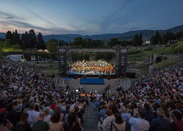 Festa della musica al Teatro Romano di Fiesole
