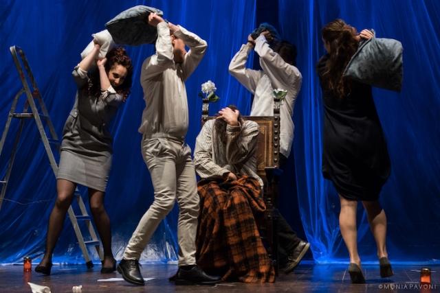 Il malato immaginario da Molière al Teatro Corsini