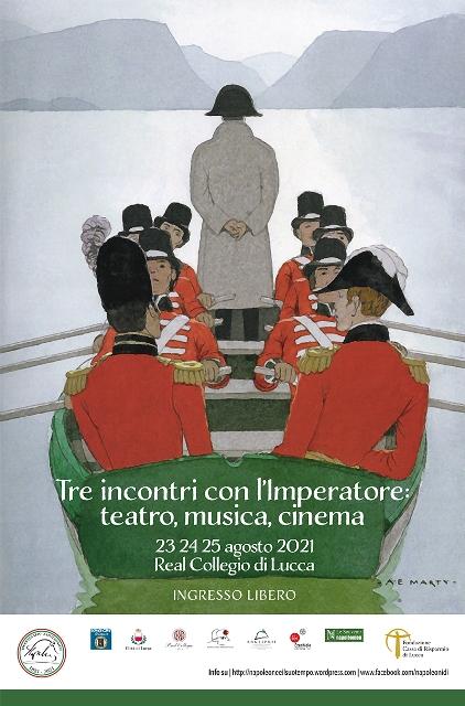 Tre incontri con l'Imperatore: teatro, musica, cinema al Real Collegio