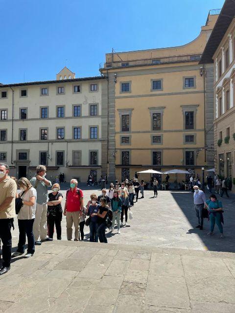 San Lorenzo. Tornano i visitatori