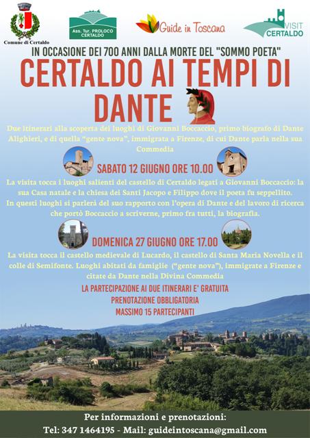 Certaldo ai Tempi di Dante