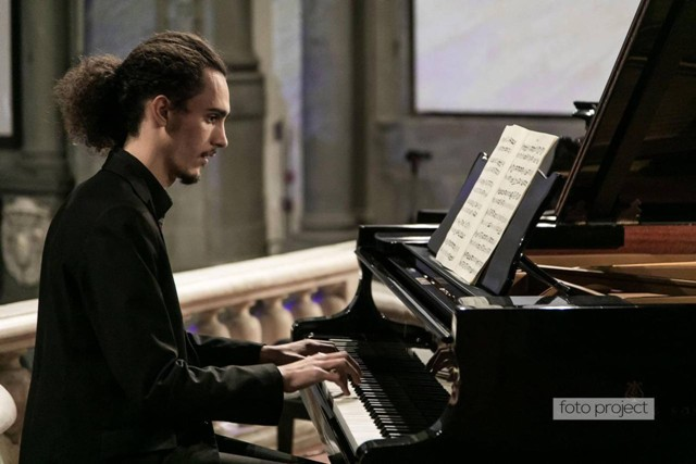Ravel, Chopin e Schumann per il Recital pianistico di Leonardo Ruggiero alla Fondazione Zeffirelli