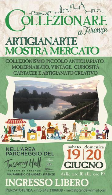 Collezionare a Firenze, Artigianarte