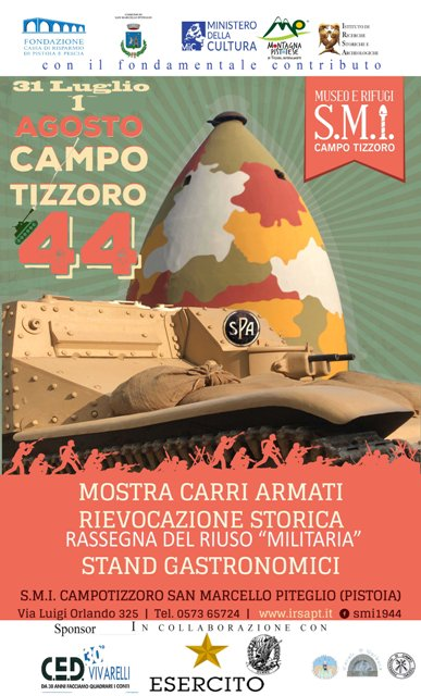 Campo Tizzoro'44 edizione 2021