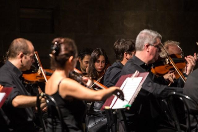 Vivaldi al Museo del Museo del Bargello con l'Orchestra da Camera Fiorentina e il solista Marco Lorenzini