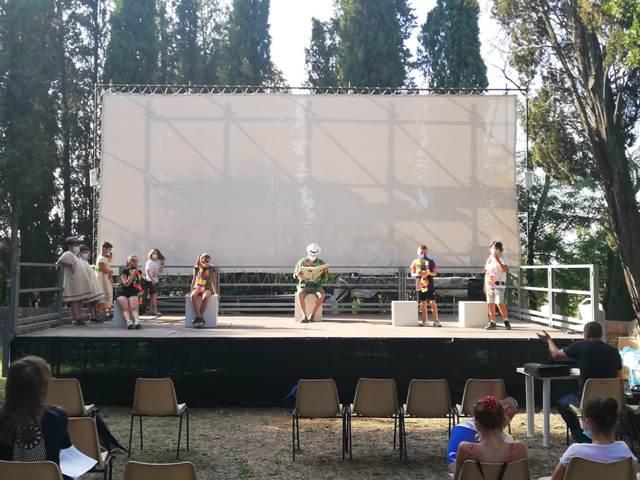 Titta & Tonti: missione Itaca lo spettacolo per famiglie al Parco Corsini a Fucecchio