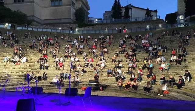 Settembre a Fiesole ancora con spettacoli dal vivo al Teatro Romano