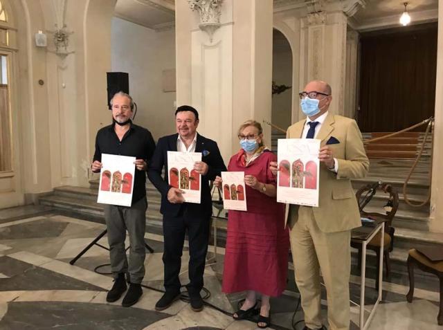Tosca opera lirica in tre atti di Giacomo Puccini al Giardino Scotto