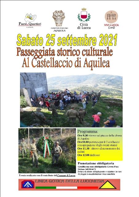 Passeggiata storico culturale in ricordo della battaglia del castellaccio di Aquilea