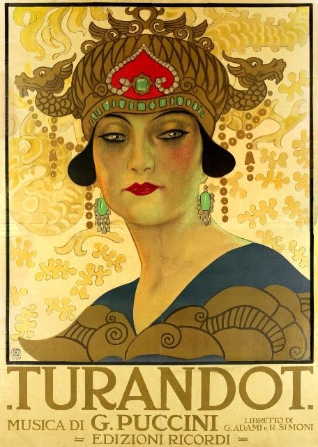 Turandot e l'Oriente fantastico di Puccini, Chini e Caramba, eventi in ottobre legati alla mostra