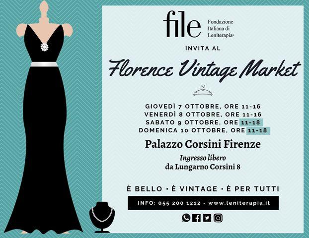 Florence Vintage Market a Palazzo Corsini