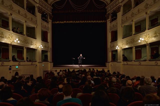 Tornano gli spettacoli al Teatro Niccolini, il più antico di Firenze Nuova stagione firmata da Roberto Toni
