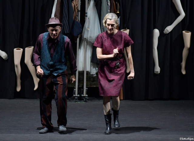 Un'opera da quattro soldi di Gianfranco Pedullà al Teatro delle Arti